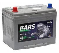 Аккумулятор BARS Silver (Gold) 6СТ-75 О/П Азия (650А (EN))