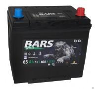 Аккумулятор BARS Silver (Gold) 6СТ-65 О/П Азия нижн. кр. (530А (EN))