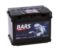 Аккумулятор BARS Silver (Gold) 6СТ-60 (62) П/П (530А (EN)) ХИТ ПРОДАЖ!