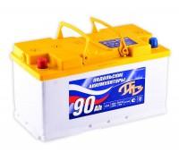 Аккумулятор 6СТ-90Ач (Подольск) П/П (670А (EN)) ХИТ ПРОДАЖ!