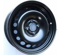 Диск колеса 6.0J15 (4*100/60,1) ET40 'MEFRO' Logan NEW (B) черный
