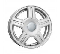 Диск колеса Литой 5.5J14 (4*98/58,5) ET35 K&K Торус сильвер (KC409) АКЦИЯ %
