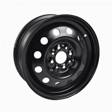 Диск колеса 5.0J14 (4*98/58,6) ET35 'MEFRO' ВАЗ-2110-12, 1117-19, 2190 черный