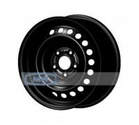 Диск колеса 6.5J16 (5*114,3/66,1) ET40 'MAGNETTO' Nissan Juke/Qashqai black [16007 AM] АКЦИЯ %