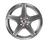 Диск колеса Литой 6.0J15 (4*100/60,1) ЕТ50 K&K Nissan Almera New RK5087 (GMF) АКЦИЯ %