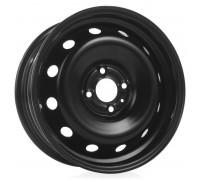 Диск колеса 6.0J15 (4*100/60,1) ET40 'MAGNETTO' Logan NEW (B) черный