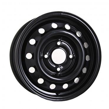 Диск колеса 6.0J15 (4*100/60,1) ET40 'ТЗСК' Logan NEW (B) черный