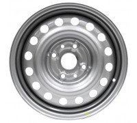 Диск колеса 6.0J15 (4*114,3/56,6) ET44 'NEXT' NX-010 Chevrolet Black