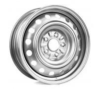 Диск колеса 6.5J16 (5*114,3/66,1) ET50 'TREBL' Renault Duster Silver 8873T