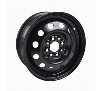 Диск колеса 5.0J14 (4*98/58,6) ET35 'TREBL' ВАЗ-2110-12, 1117-19, 2190 черный