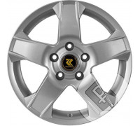Диск колеса Литой 6.0J15 (4*100/60,1) ЕТ50 RepliKey Renault Logan (S) [RK L13A] АКЦИЯ %