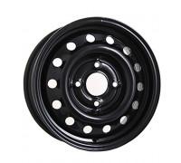 Диск колеса 5.0J13 (4*98/58,6) ЕТ35 'MEFRO'/'ACCURIDE' ВАЗ-2108 черный