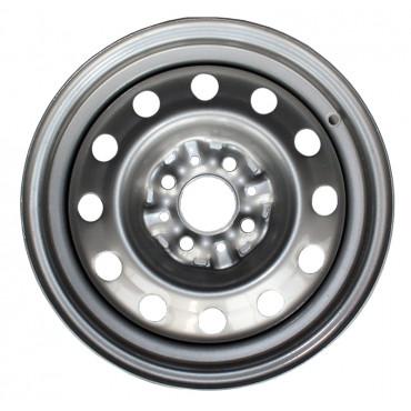 Диск колеса 5.5J14 (4*98/58,6) ET35 'MEFRO' ВАЗ-2110-12, 1117-19, 2190 серебро