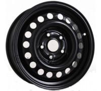 Диск колеса 6.5J16 (5*114,3/67,1) ET45 'TREBL' Hyundai Creta черный 8756