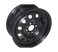 Диск колеса 5.5J14 (4*98/58,6) ET35 'MEFRO' ВАЗ-2110-12, 1117-19, 2190 черный  (18795)