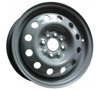 Диск колеса 5.0J14 (4*98/58,6) ET35 'MEFRO' ВАЗ-2110-12, 1117-19, 2190 серо-зеленый