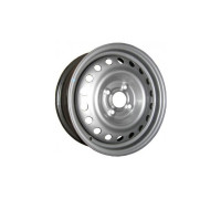 Диск колеса 6.0J15 (4*100/60,1) ЕТ50 'MAGNETTO' Renault Logan, Lada Largus/Vesta Silver
